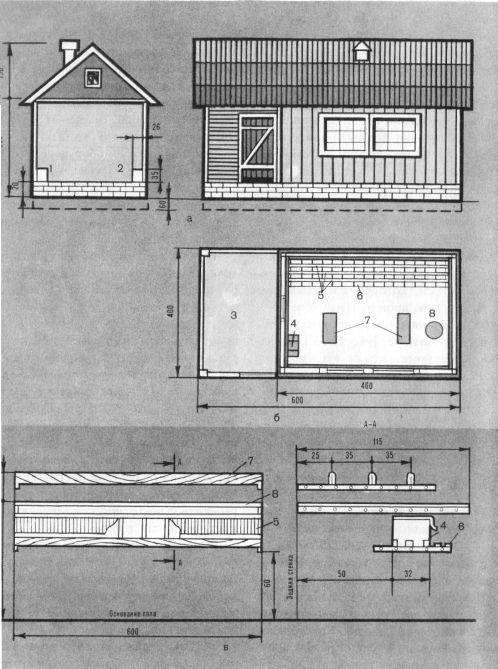 Рис. 21 Схема (чертеж)